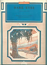 Dark Eyes: Russian Folk Song for Hawaiian Guitar (Musical and Diagram Notation) (Edition Beautiful) (E. B. No. 594)