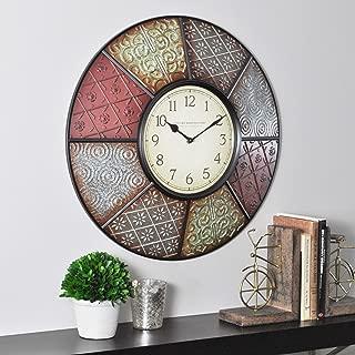 Best firstime patchwork wall clock Reviews