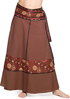 2b2861a01 Amazon.es: faldas largas - Envolvente / Faldas / Mujer: Ropa