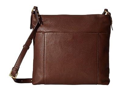 Hobo Forest (Walnut) Cross Body Handbags