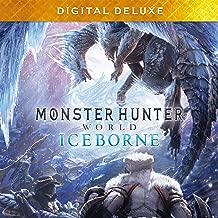 Monster Hunter World: Iceborne Digital Deluxe - [PS4 Digital Code]