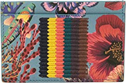 Paul Smith - Koi Fish Emb Card Case