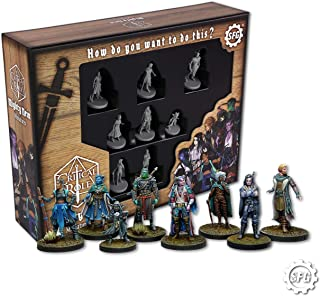 Critical Role: Mighty Nein Miniatures