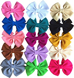 Hair Bow Clips Barrettes Princess's Hair Accessories for...