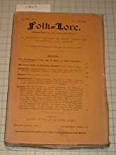 June 1907 Folk-Lore:A Quarterly Review - The Native Tribes of South-East Australia