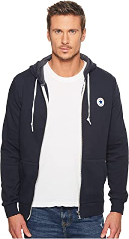 Converse - Core Fleece Full Zip Hoodie