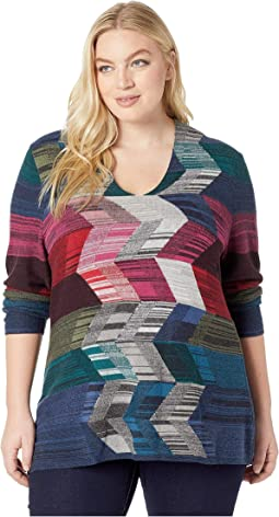 Plus Size Arctic Heat Top
