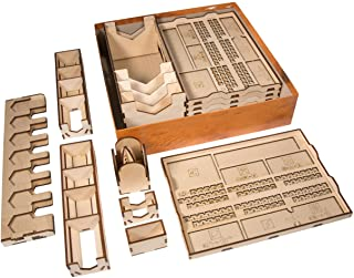 The Broken Token Box Organizer for Terraforming Mars Organizer