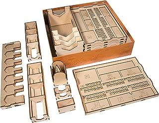 The Broken Token Box Organizer for Terraforming Mars Organizer
