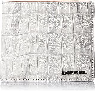 (ディーゼル) DIESEL メンズ 財布 二つ折り 型押しクロコウォレット X03902P0178