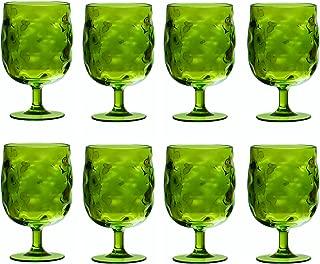 Best green glass acrylic Reviews