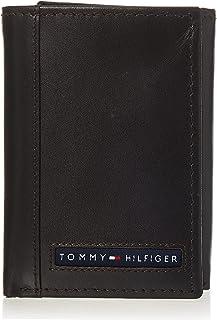 Tommy Hilfiger 31TL11X033 Leather Men's Wallet Cambridge Trifold