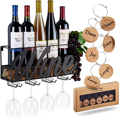 Wine Decor for Kitchen: Amazon.com