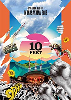 10-FEET OPEN AIR ONE-MAN LIVE IN INASAYAMA 2019 [DVD]