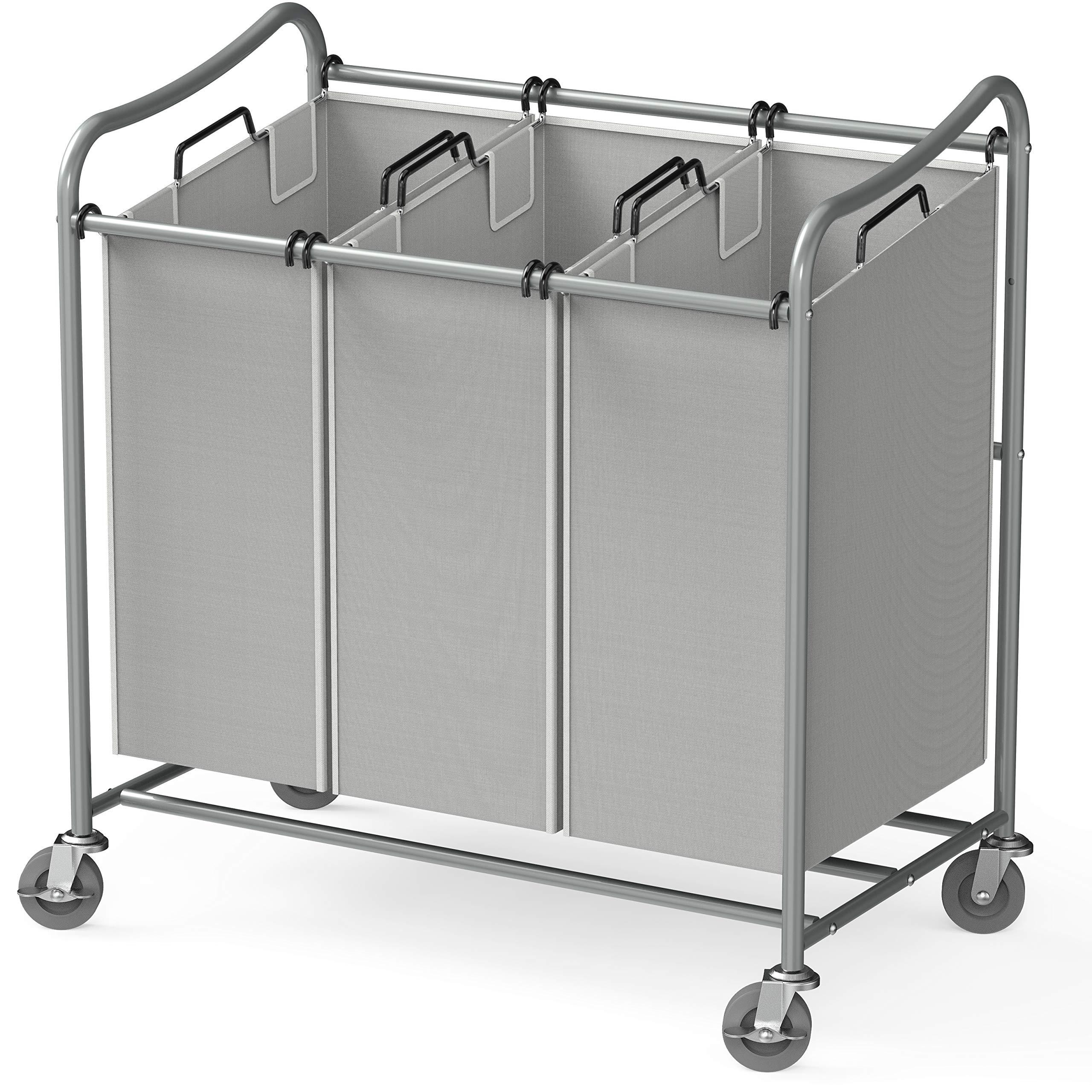 Simple Houseware Heavy Duty Laundry Sorter