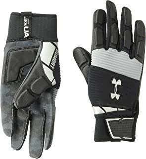 under armour sizzle football gloves