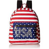 Twig & Arrow Women's USA Stones Mini Dome Backpack