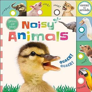 Press and Play: Noisy Animals