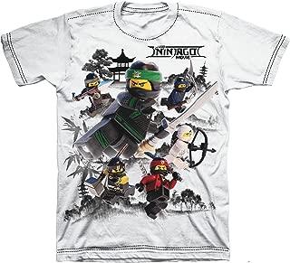 Lego The Ninjago Movie Boys' T-Shirt