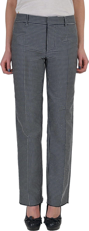 Dsquared2 Women's Multicolor Flat Front Casual Pants US 4 IT 40