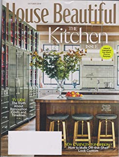 House Beautiful October 2019 The Kitchen Issue