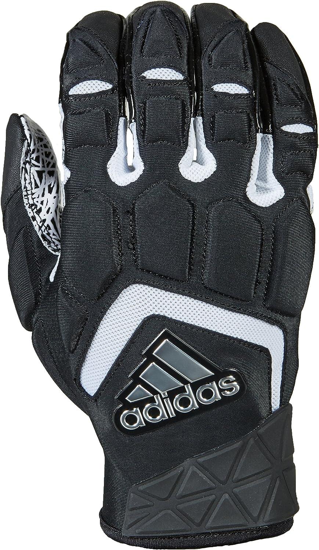 Adidas Freak Max Gepolsterte Lineman Handschuhe, Schwarz Weiß, 3 X Große B0711TBNQG  Charmantes Design