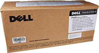Best Dell PK492 Black Toner Cartridge 2330d/dn, 2350d/dn Laser Printer Review