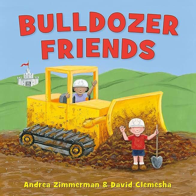 Bulldozer Friends (Digger Man Book 4) (English Edition)