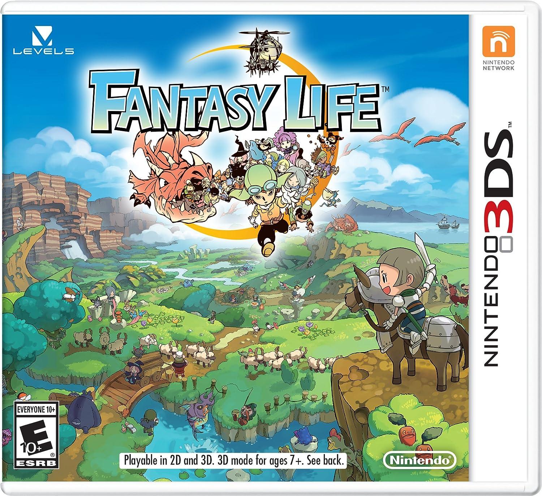 Fantasy OFFer Life - 2021 model Code Digital 3DS