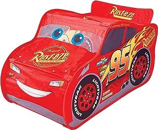 Disney Cars KidActive Pop Up Playhouse Play Tent - Indoor or Outdoor Portable Play - Lightning McQueen