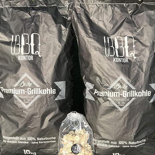 BBQKontor-Premium-Buchenholzkohle-in-Steakhausqualität
