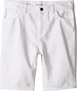 DL1961 Kids - Max Denim Shorts in Trap (Big Kids)