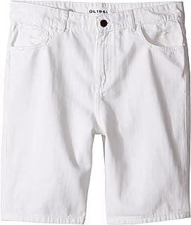 [ディーエル1961] DL1961 Kids ボーイズ Max Denim Shorts in Trap (Big Kids) パンツ [並行輸入品]