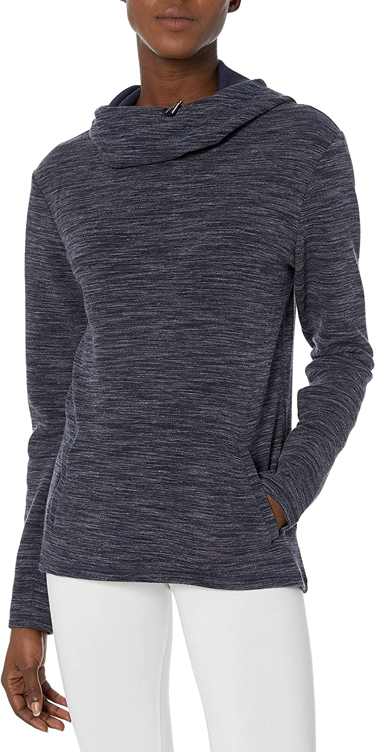 SHAPE activewear Women's Chill Popover Cowl Neck