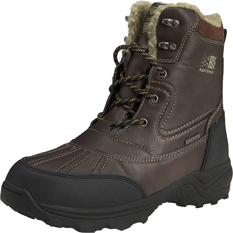 Karrimor Men's Snow Casual 3 Weathertite High Rise Hiking Boots