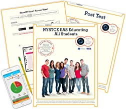 NYSTCE EAS Educating All Students Test, New York State Teacher Certification Examinations NY Exam Prep, Study Guide