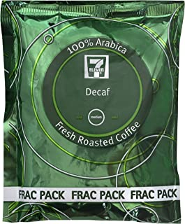 7-Eleven Exclusive Decaf Blend Single-Pot Portions Coffee Packets, 2.5 oz (Pack of 48)