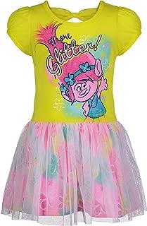 Toddler Girls Dress - Poppy, Yellow