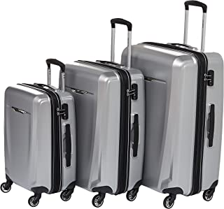 Samsonite Winfield 3 DLX Hardside Expandable Luggage with Spinners