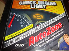 Autozone DVD ....Check Engine Light .... Diagnostic Repair and Maintenance