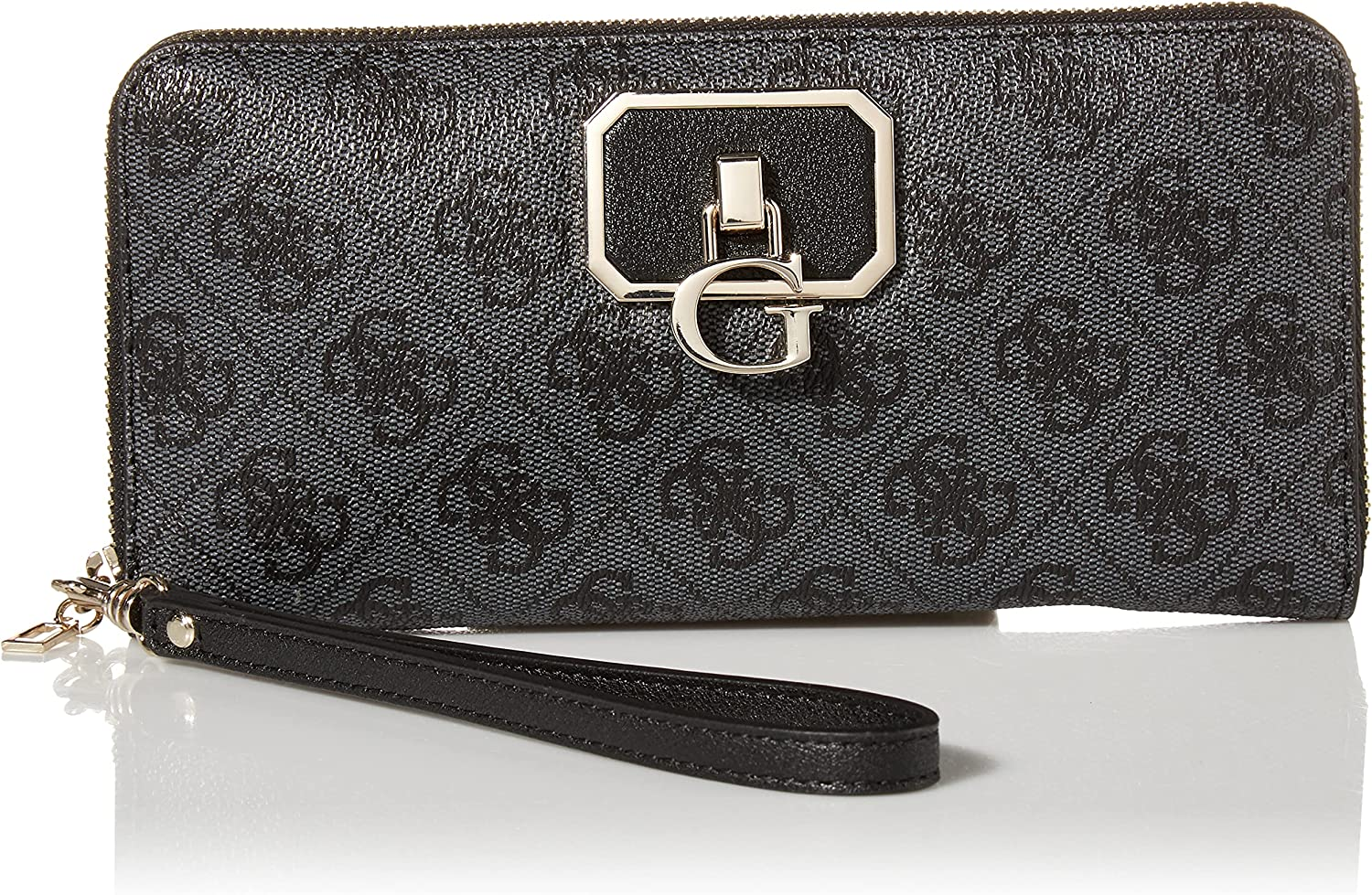 GUESS Max 90% OFF Women's New color Alisa Large Zip Around Wallet