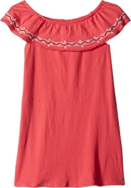 Roxy Kids - Hippie Heart Dress (Toddler/Little Kids/Big Kids)