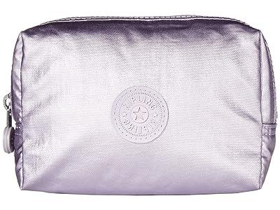 Kipling Elin (Frosted Lilac Metallic) Handbags