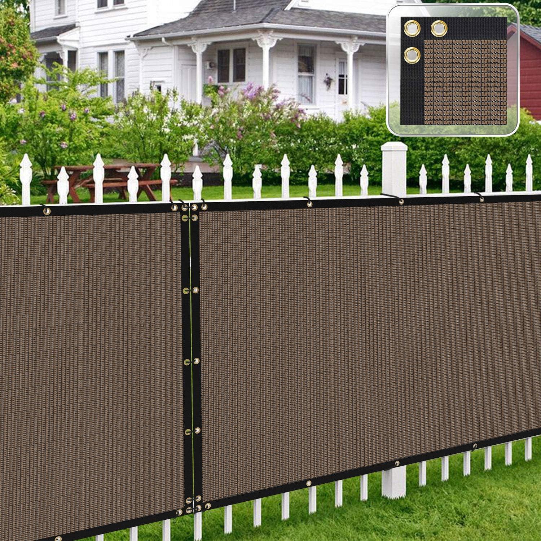 Patio Paradise 5'x26' Privacy Screen Chain Backyard for Fence 全店販売中 Li 定番キャンバス