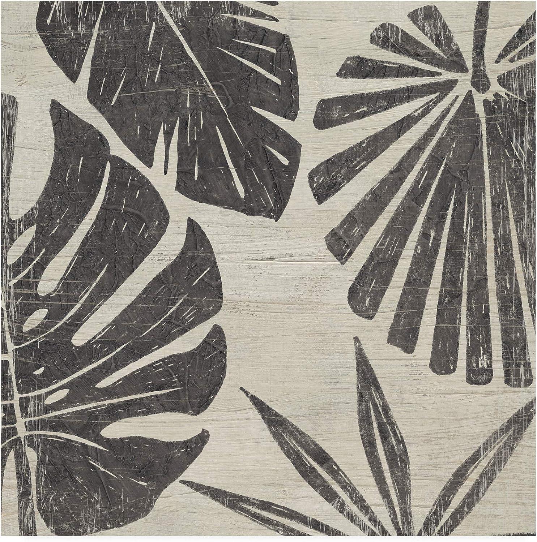 Trademark Fine Art Tribal Palms II by June Erica Vess, 14x14