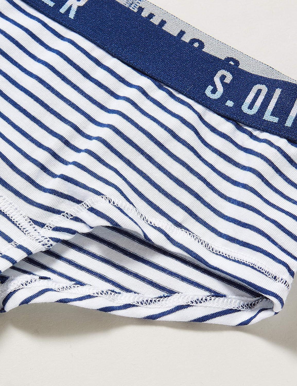 Fille Lot de 2 s.Oliver Unterhose Im Doppelpack Culotte