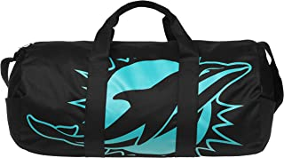 Miami Dolphins Vessel Barrel Duffle Bag