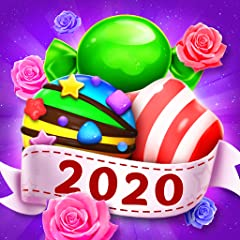 Super delicious and addictive gameplay Thousands of challenging and unique match-3 levels Hit the hidden sweet floating island and timed tasks Different wonderful game-worlds with new designs Sweet and powerful boosters helping you solve the quests T...
