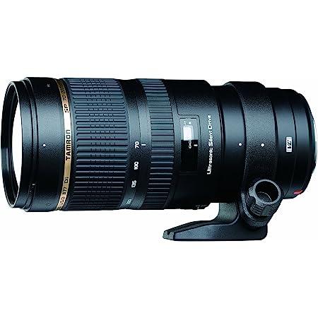 Tamron SP 70-200MM F/2.8 DI VC USD Telephoto Zoom Lens for Canon EF Cameras (Model A009E)