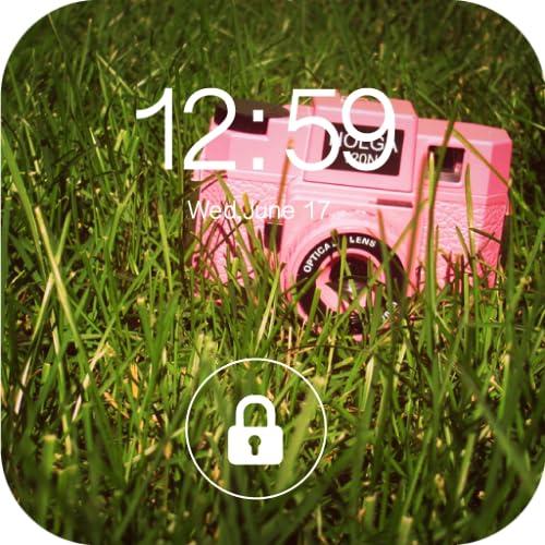 Hipster Lock Screen : Gangter Keypad Lock